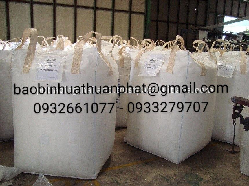 bao jumbo đựng gạo , lúa , cám